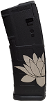 Lotus Engraved Magazine - PMAG M2 5.56 30RD